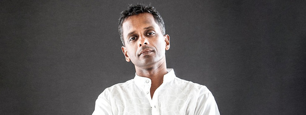 Distinguished writer Shyam Selvadurai comes to Calgary - Several events planned for one-week residency of acclaimed Sri Lankan-Canadian author